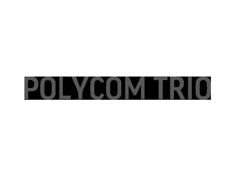 Logo PolycomTrio