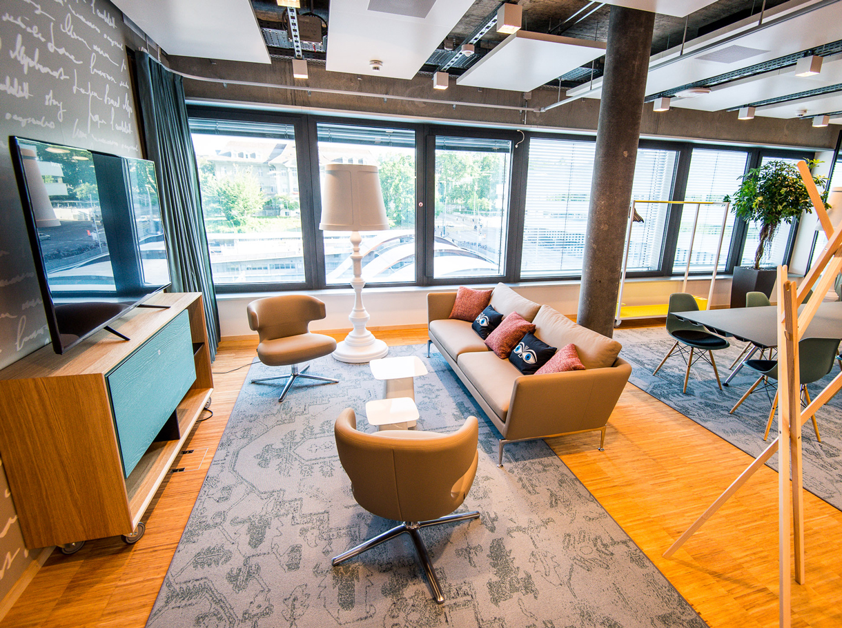 Referenzbild Welle7, Bern