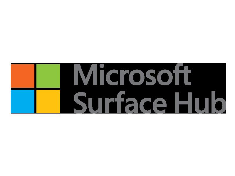 Logo Microsoft Surface Hub