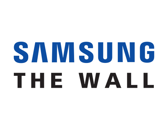 Logo Samsung The Wall