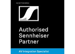 Authorized Senneheiser Partner