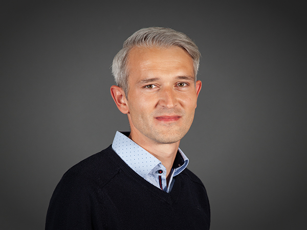 David Lange, ICT Project Manager