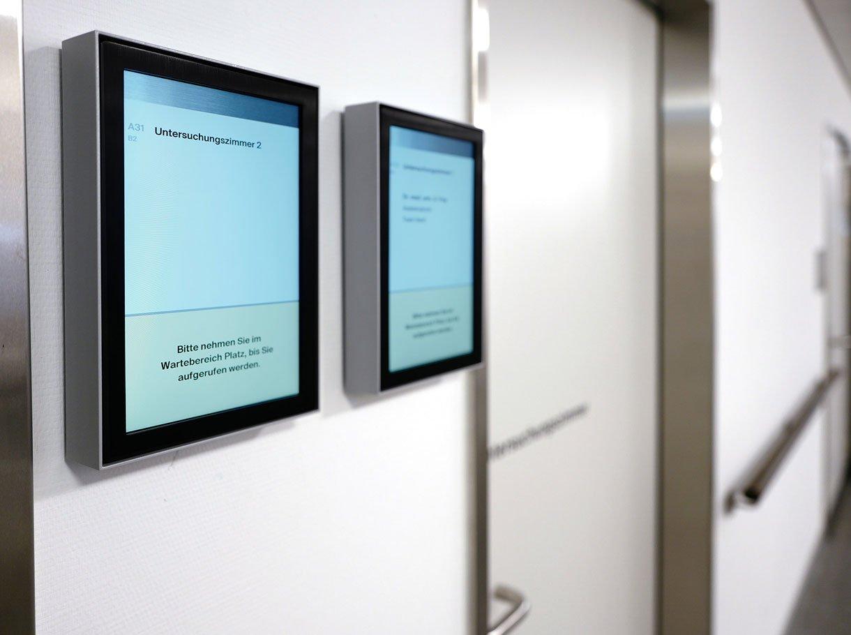 Referenzbild Universitätsklinik Balgrist Raum- und Veranstaltungsanzeigen