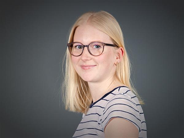 Foto von Meret Baumgartner, Lernende Kauffrau