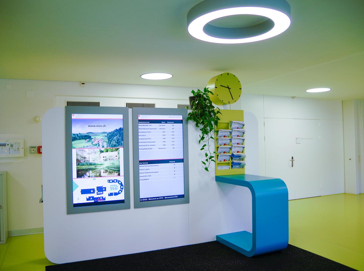 Referenzbild EAZS Eidgenössisches Ausbildungszentrum, Schwarzenburg
