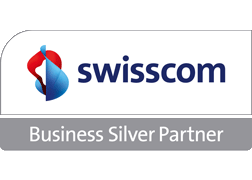 Logo Swisscom Business Silver Partner