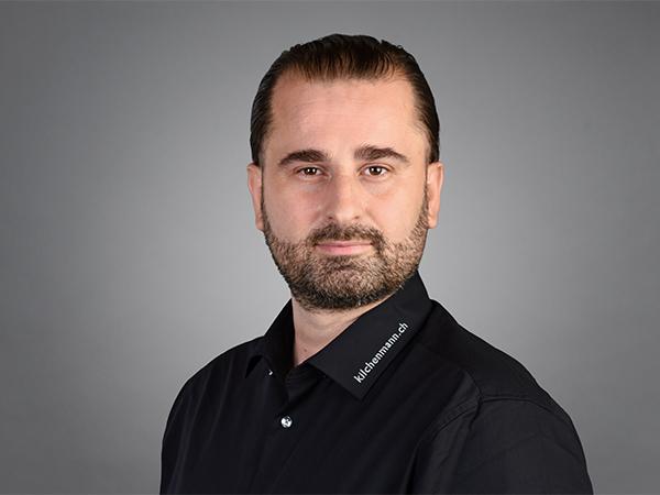 Profilbild von Ahmet Ameti