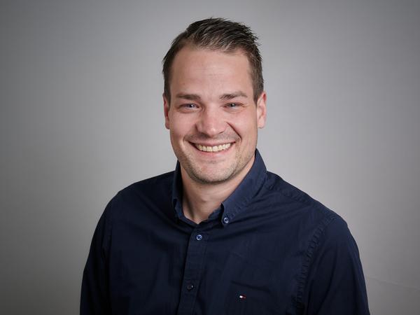 Profilbild von Patrick Haarmann