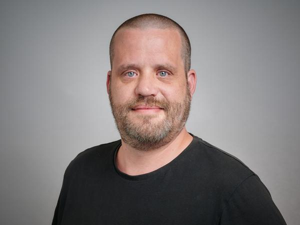 Profilbild von Tobias Hofmann
