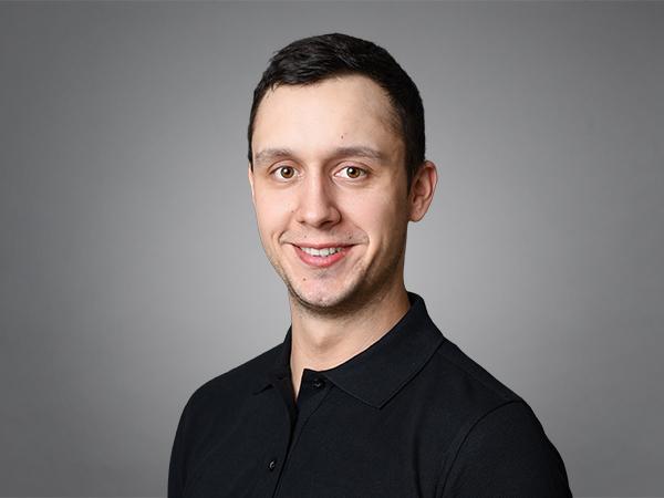 Profilbild von Simon Laubscher