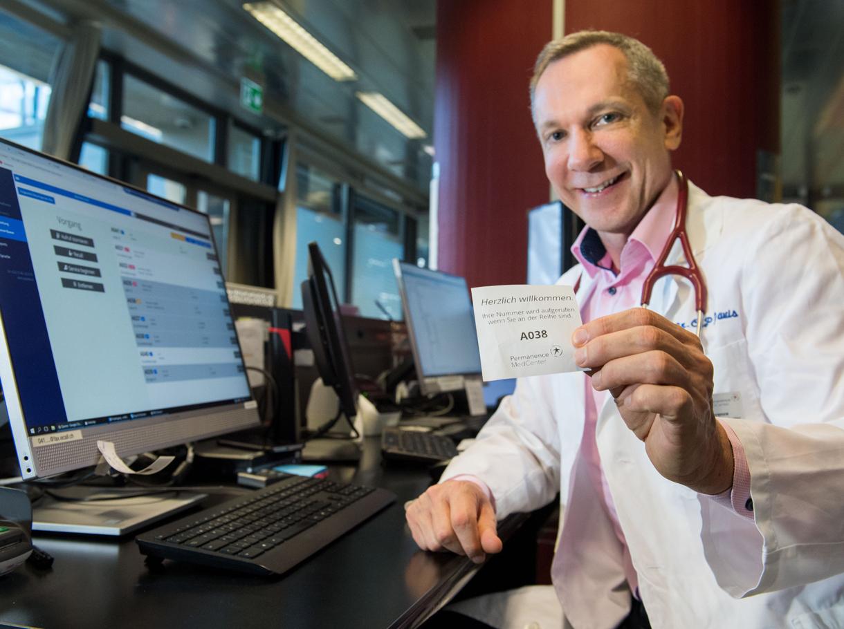 MedCenter_Luzern_TicketingSystem